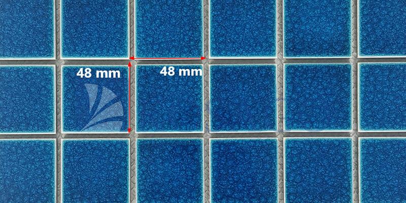 Đặc điểm gạch mosaic GP 484