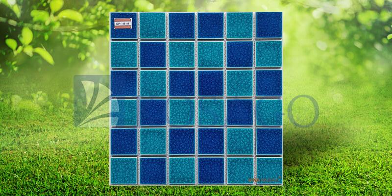 Đặc biệt Gạch mosaic GP 4846