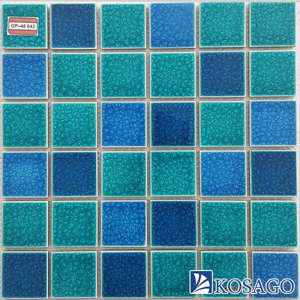 Gạch mosaic gốm GP 48643