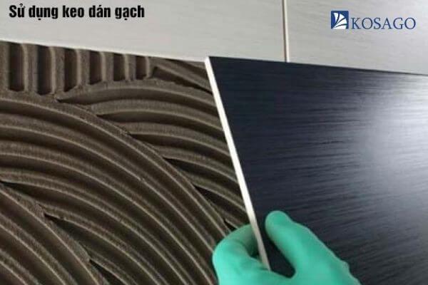 cách phòng tránh gạch lát nền nhà bị phồng