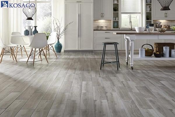 ưu điểm gạch giả gỗ