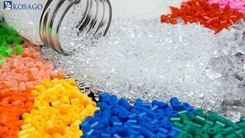 nhựa nguyên sinh