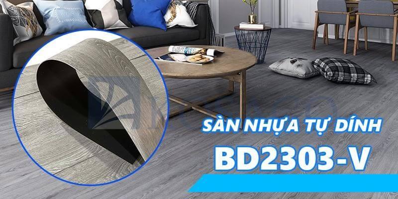sàn nhựa tự dán bd2303-v