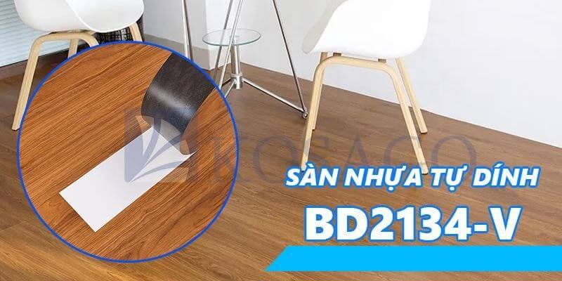 sàn nhựa tự dính bd2314