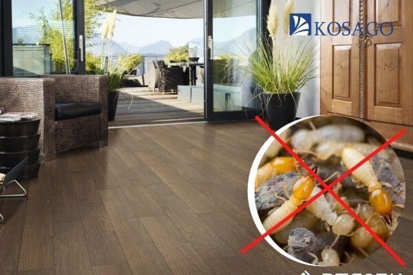 đặc điểm sàn gỗ công nghiệp