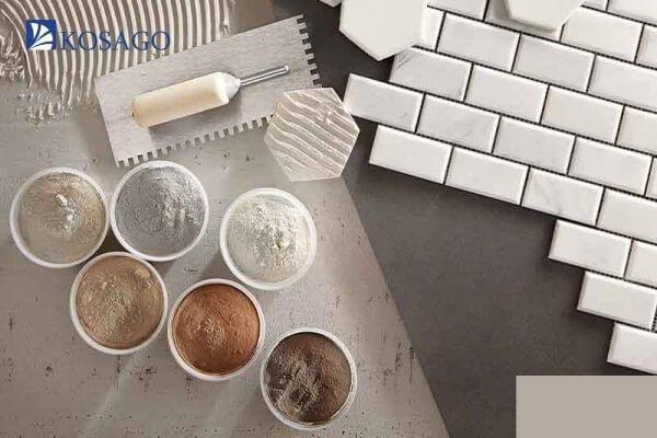 phân loại keo chà ron