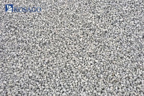 đá cũng là một trong những nguyên liệu không thể thiếu